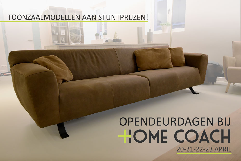 Opendeurdagen home coach for Interieur styling vacatures
